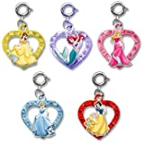 CHARM IT! 5 Disney Princess Charms Only - No Bracelet