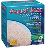 Aquaclear 70-Gallon Ammonia Remover, 3-Pack