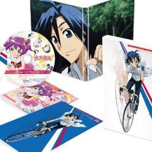 弱虫ペダル Vol.5 DVD 初回生産限定版【「恋のヒメヒメぺったんこ」歌:姫野湖鳥(CV.田村ゆかり)CD付き】
