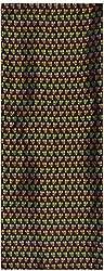 Pari Collection Women's Silk Unstitched Kurta Material (Green)