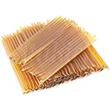 Stakich 100 HONEY STIX (Sticks, Straws) - 100% Wildflower Honey, 500g - KOSHER