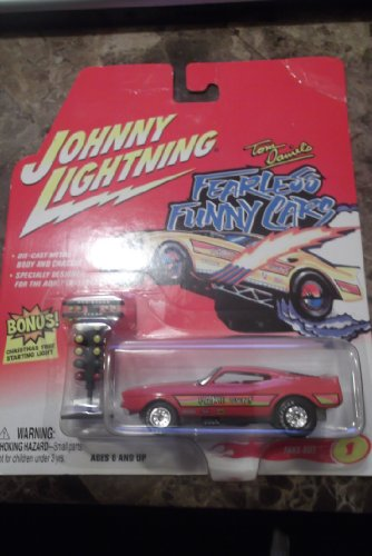 Johnny Lightning 1:64 Fake Out Fearless Funny Cars
