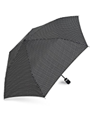 M&S Collection Spotted Torch Umbrella