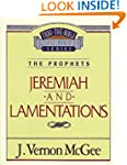 Jeremiah / Lamentations (Thru the Bib...