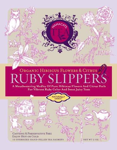 Ruby Slippers Organic Herbal Tea (2 Oz)