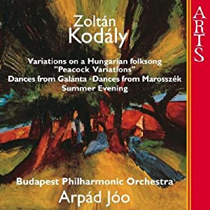 Kodly Orchestral Works by Arts Music