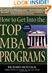How To Get Into The Top Mba Programs...