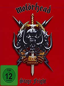 Motorhead -Stage Fright [DVD] [2011]