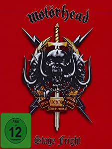 Motörhead - Stage Fright [2 DVDs]