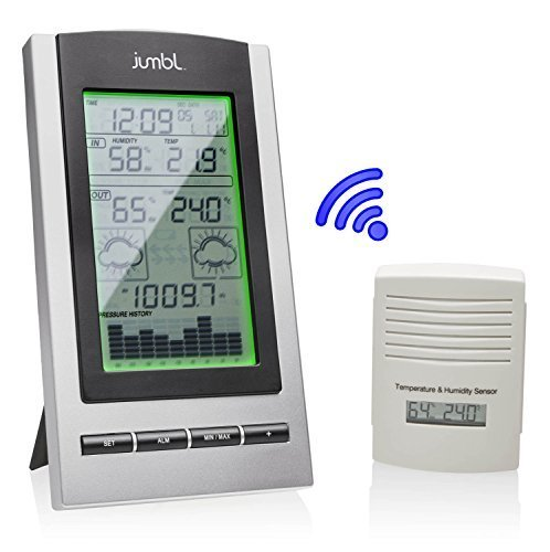 jumbl-wireless-indoor-outdoor-digital-weather-station-monitors-temperature-dew-point-barometer-and-h