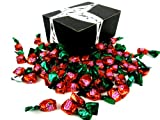 Brachs Strawberry Filled Hard Candy, 2 lb Bag in a Gift Box