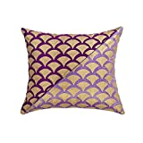 12'x12' Mushroom Single Cushion Cover - @home Nilkamal - B00UL479ZY