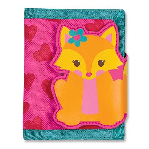Stephen Joseph SJ520143 Fox Girl Wallet Toy