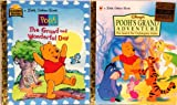 img - for Walt Disney's Winnie The Pooh Golden Book Favorites: The Grand and Wonderful Day & Pooh's Grand Adventure The Search for Christopher Robin book / textbook / text book