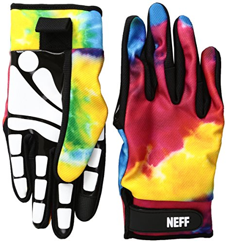 neff Men's Chameleon Glove, Tie Dye, Medium (Neff Beanie Tie Dye compare prices)