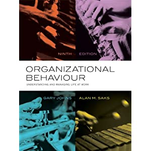 canadian organizational behaviour 9th edition pdf free download
