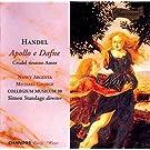 Haendel: Apollon & Daphn� - Crudel tiranno Amor