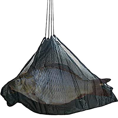 Fishing Weighing Sling - CS® Deluxe Fishing Weigh Sling - Soft Mesh With Draw String , The Original Deluxe Fishing Weigh Sling - This Is Essential Tackle For Every Angler. Suitable For All Fish Including Carp , Bass , Pike And Trout. Simple To Use , Put