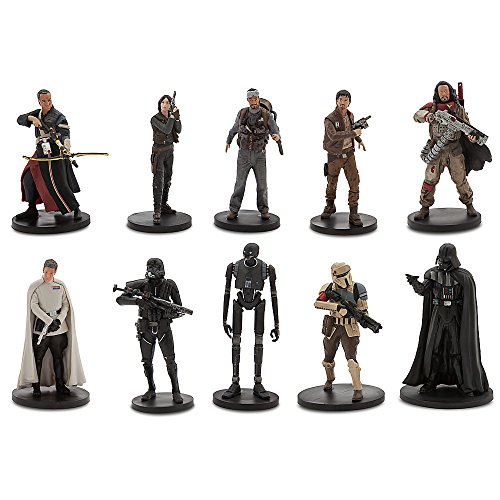Star Wars Rogue One: A Star Wars Story Deluxe Figure Play Set461071519677