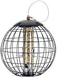 "Gardman BA01276 Squirrel Proof Cage Seed Feeder - 12"" wide x 13"" high"