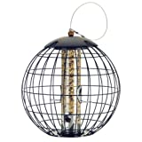 Gardman BA01276 Squirrel Proof Cage Seed Feeder - 12