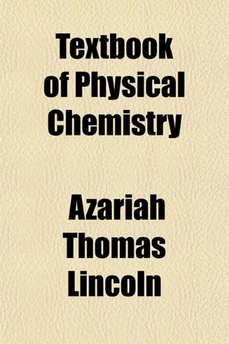 Textbook of Physical Chemistry