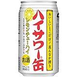 博水社 ハイサワー缶 レモンチューハイ 350ml×24本