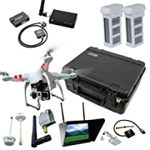 DJI Phantom 2 V2.0 Deluxe Mapping Bundle By Drones Made Easy