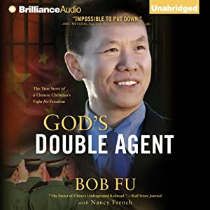 God's Double Agent Audiobook