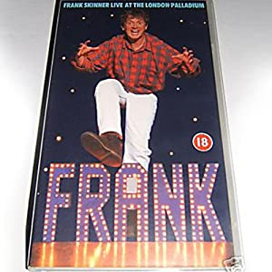 Frank Skinner Live at The London Palladium Radio/TV Program