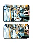 espresso-machine cell phone cover case Samsung S5 by My-Handy-Design