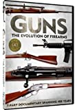 Guns: The Evolution of Firearms [DVD] [2012] [Region 1] [US Import] [NTSC]