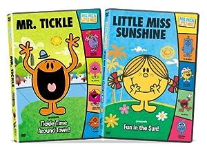 Mr. Men Show: Little Miss Sunshine & Mr. Tickle Two Pack