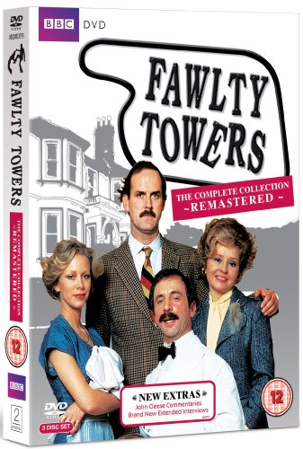 Fawlty Towers – Remastered [DVD] [1975]
