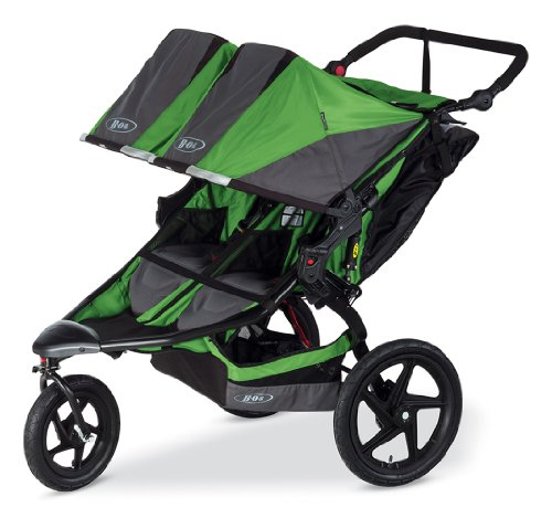 BOB Revolution Flex Duallie Stroller, Wilderness/Black