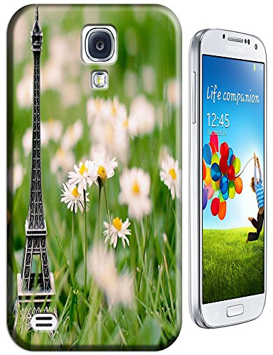 Beautiful Eiffel Tower Paris Fashion Cell Phone Cases Design For Samsung Galaxy S4 I9500 No.11 front-419234
