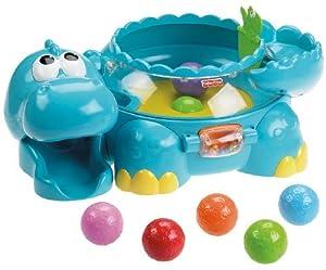 Poppity Pop Muscial Dino Helps Encourage And Reward Baby - Fisher-Price Go Baby Go! Poppity Pop Muscial Dino