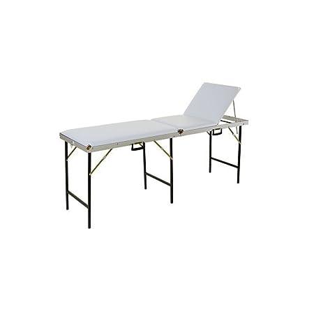 Box Set of 3Massage Massage Table 70cm White