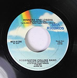 Rossington Collins Band This Is The Way LP MCA MCG4018 EX/EX 1981