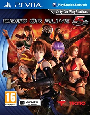 Dead or Alive 5 Plus (Playstation Vita) by Koei