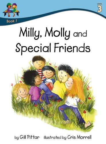 Milly Molly and Special Friends (Milly Molly (Level 3))
