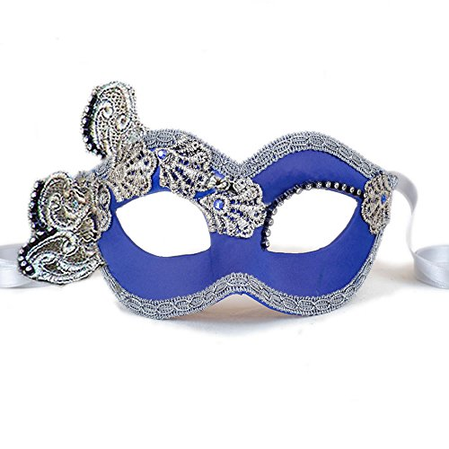 Masquerade Ball Mask - Made in Italy