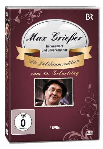 Max Grießer Box [3 DVDs]