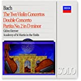 Bach, J.S.: The 2 Violin Concertos; Double Concerto; Partita No.2 in D minor
