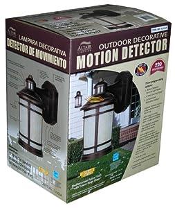altair outdoor decorative motion detector. Black Bedroom Furniture Sets. Home Design Ideas