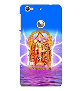 printtech Balaji Back Case Cover for LeEco Le 1s