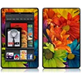 Decalgirl Skin for Kindle Fire - Colours (will only fit Kindle Fire)