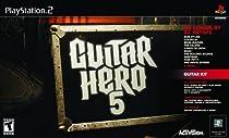 PS2 Guitar Hero 5 Guitar Bundle