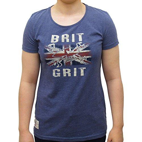 Brit Grit (Womens) T-Shirt