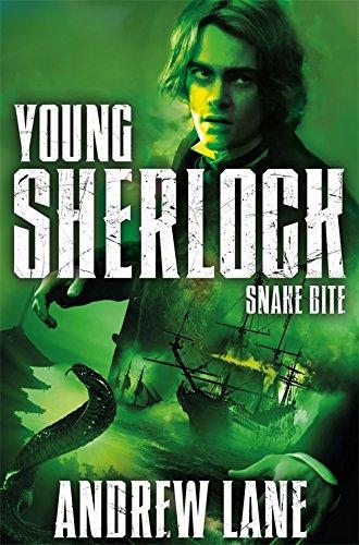 Snake Bite (Young Sherlock Holmes)